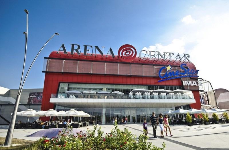 Arena Centar, Zagreb
