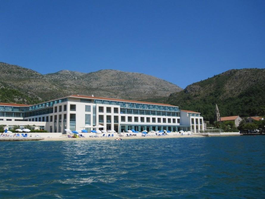 Hotel Admiral, Slano