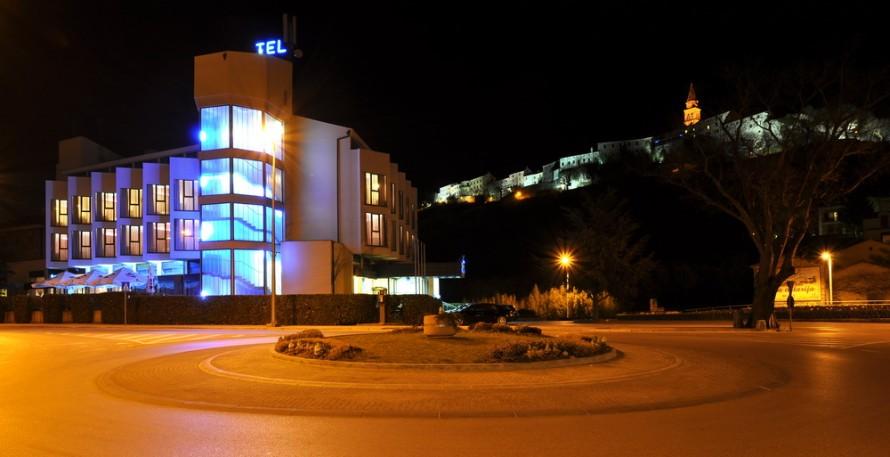 Hotel Fontana, Buzet