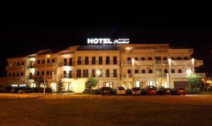 Hotel President, Solin