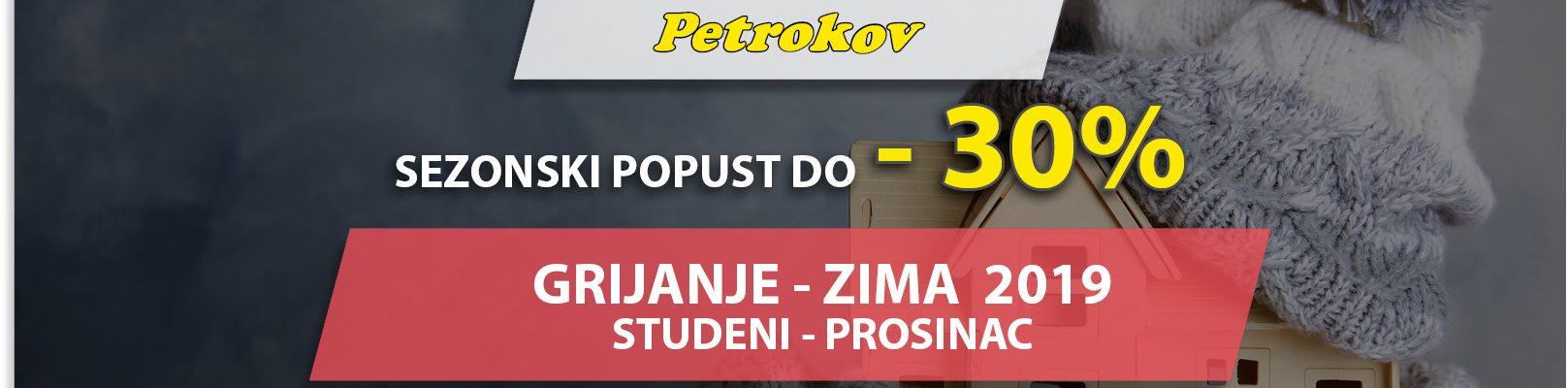 petrokov akcija