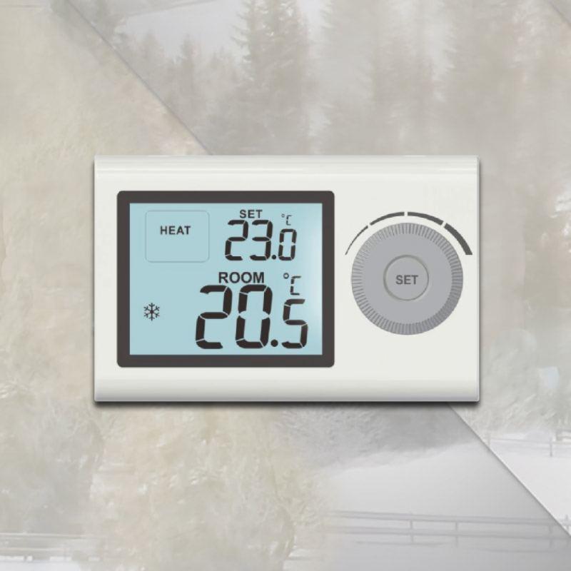 bergen digitalni termostati